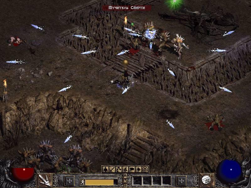 Diablo II. Teeworlds. Главная.